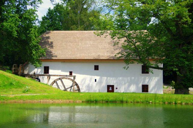 Porčův mlýn